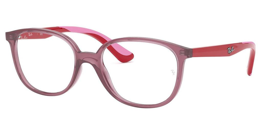 Ray-Ban Junior   RY1598 3777 TRANSPARENT RED