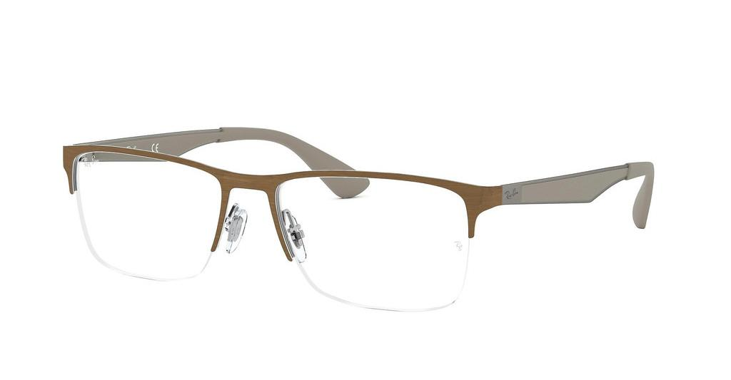 Ray-Ban   RX6335 3011 LIGHT BROWN