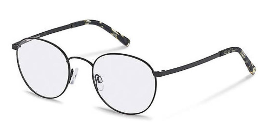 Rocco by Rodenstock   RR215 A black, havana