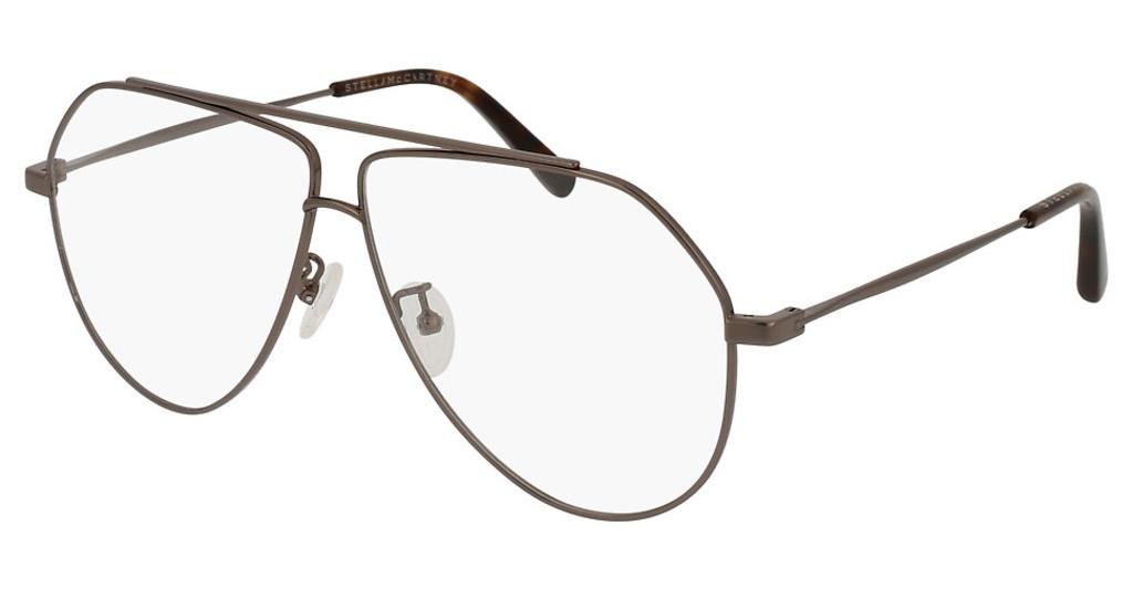 Stella McCartney   SC0063O 002 RUTHENIUM