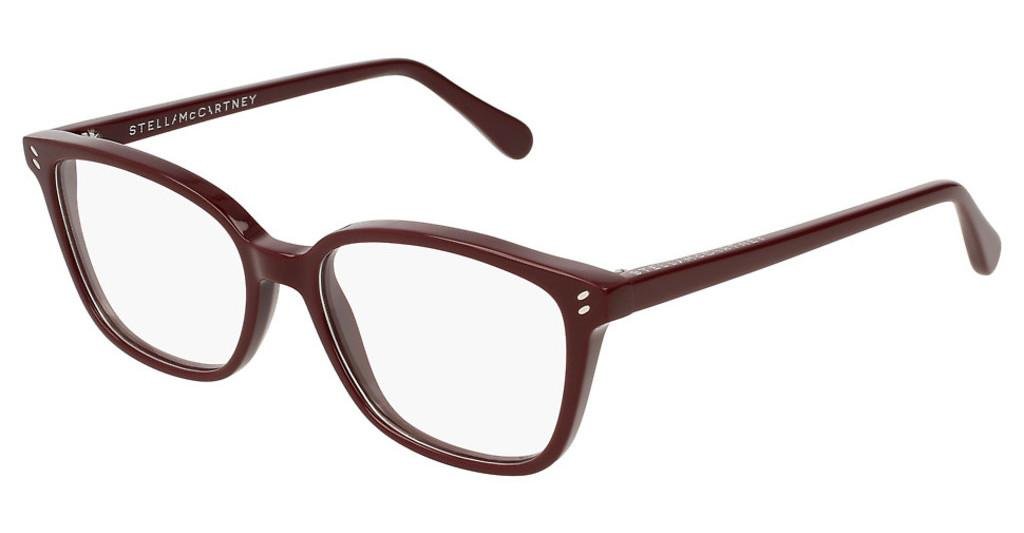 Stella McCartney   SC0079OI 004 BURGUNDY