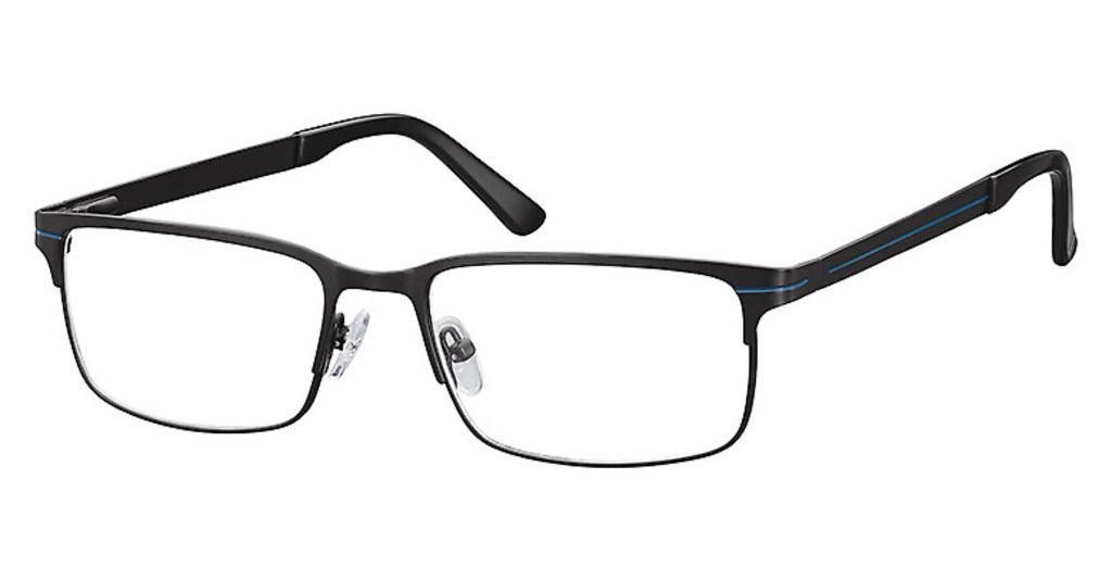 Sunoptic   M378 E Matt Black/Blue