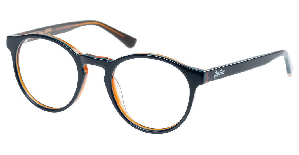 Superdry   SDO Goro 106 gloss navy/teal/amber