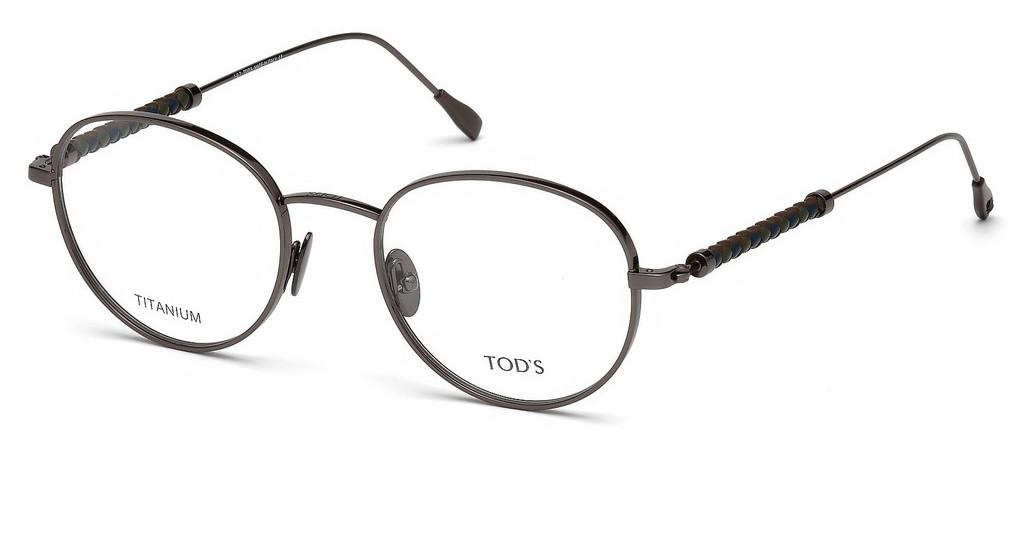 Tod's   TO5185 008 anthrazit glanz