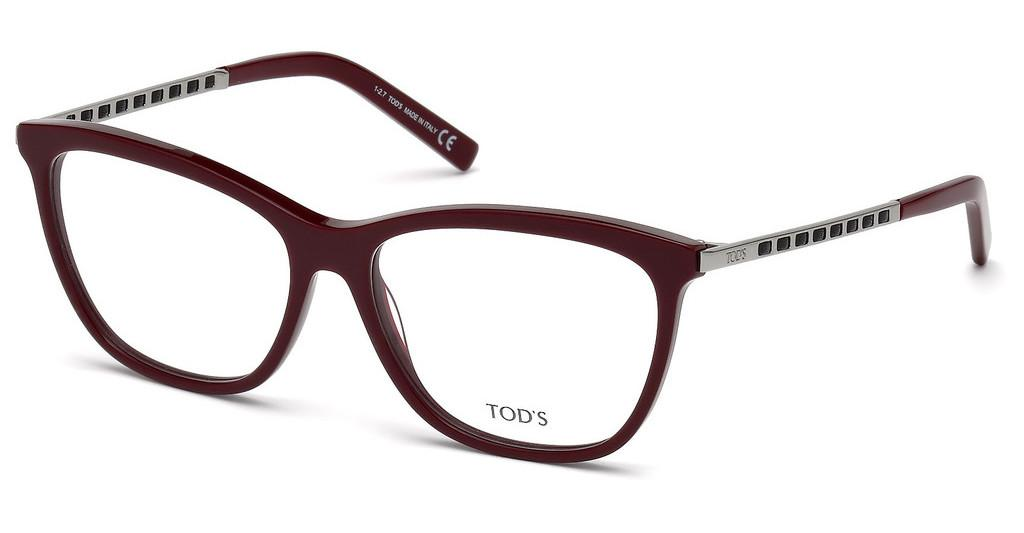 Tod's   TO5198 069 bordeaux glanz