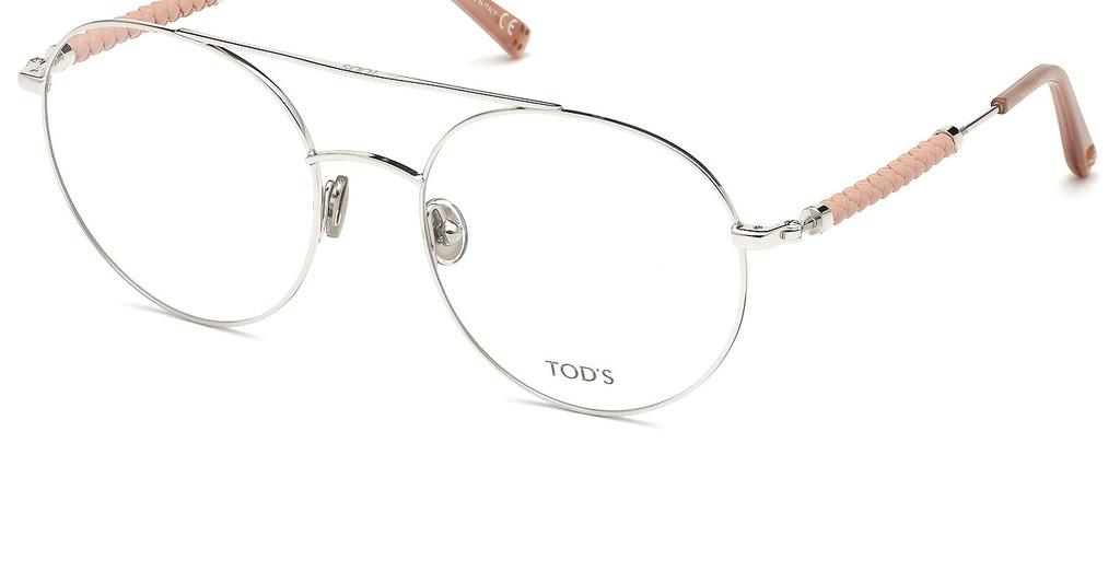 Tod's   TO5228 018 rhodium glanz