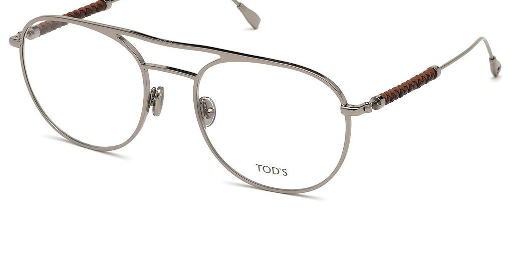 Tod's   TO5229 014 ruthenium hell glanz