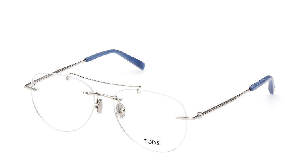 Tod's   TO5242 16A palladium glanz