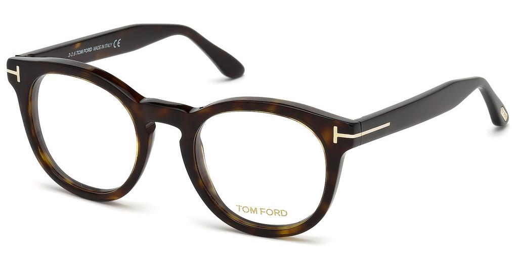 Tom Ford   FT5489 052 havanna dunkel