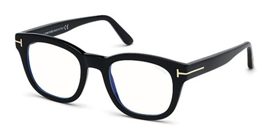 Tom Ford   FT5542-B 001 schwarz glanz