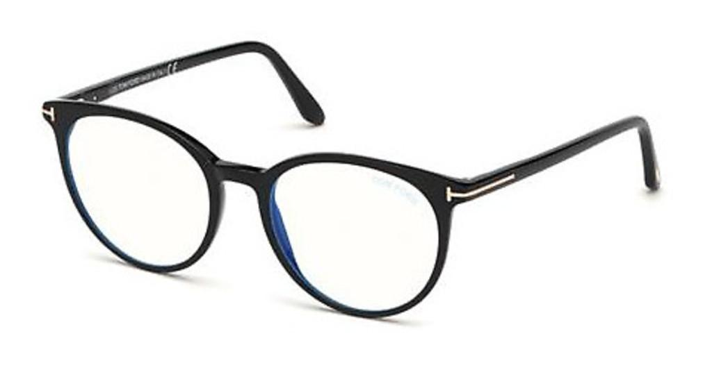 Tom Ford   FT5575-B 055 havanna bunt