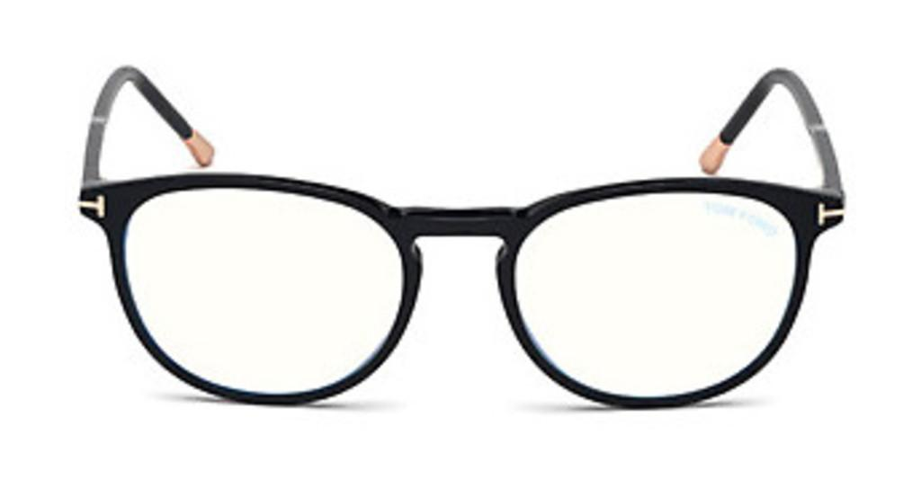 Tom Ford   FT5608-B 001 schwarz glanz