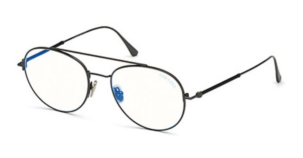 Tom Ford   FT5657-B 016 palladium glanz