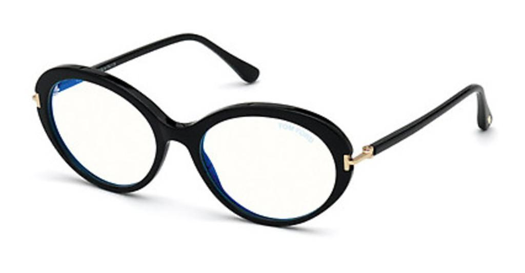 Tom Ford   FT5675-B 001 schwarz glanz
