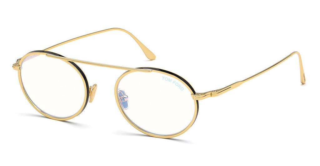 Tom Ford   FT5692-B 030 tiefes gold glanz