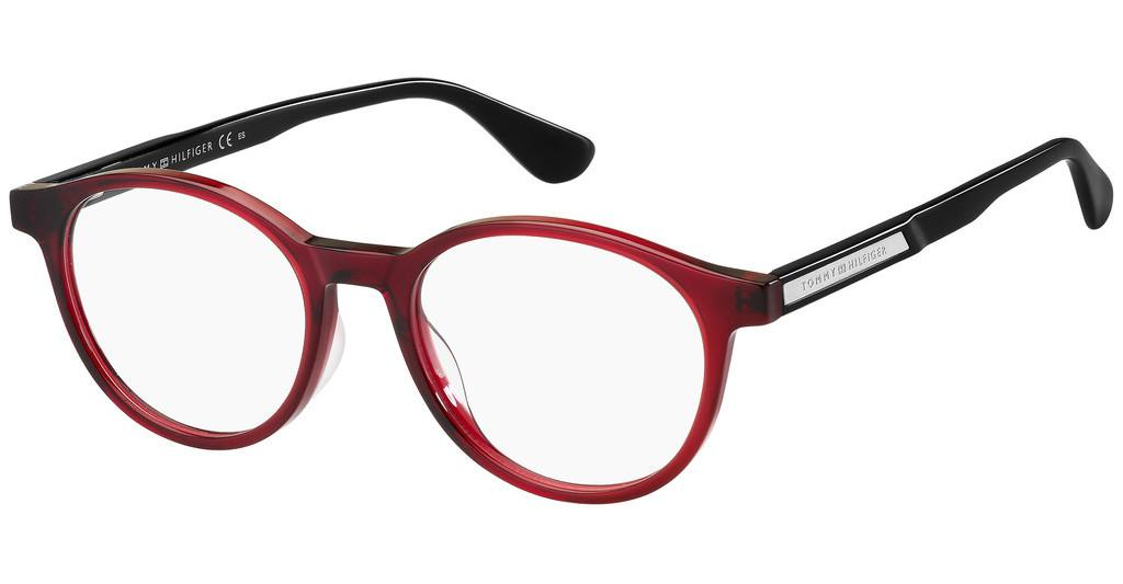 Tommy Hilfiger   TH 1703 0A4 RED BLACK