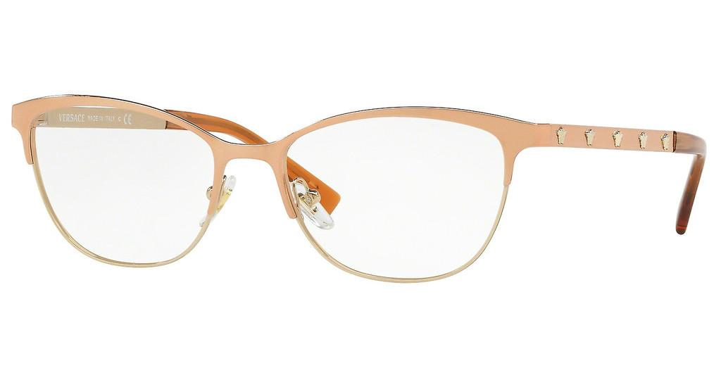 Versace   VE1251 1423 COPPER /PALE GOLD