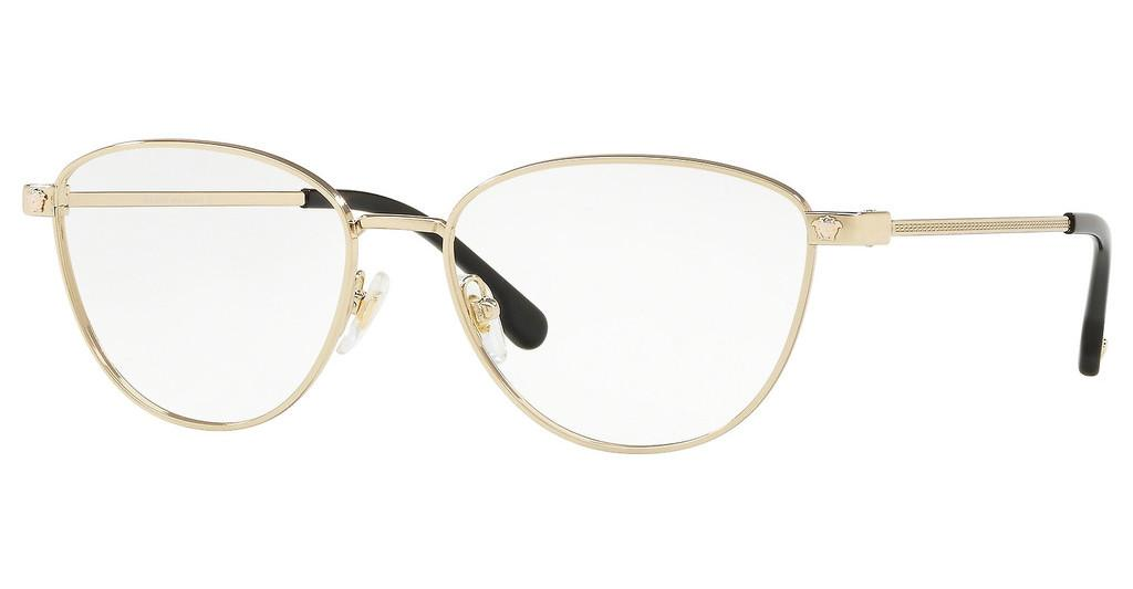 Versace   VE1253 1252 PALE GOLD