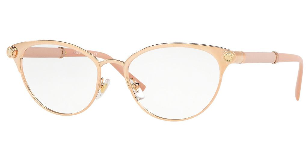 Versace   VE1259Q 1412 PINK GOLD