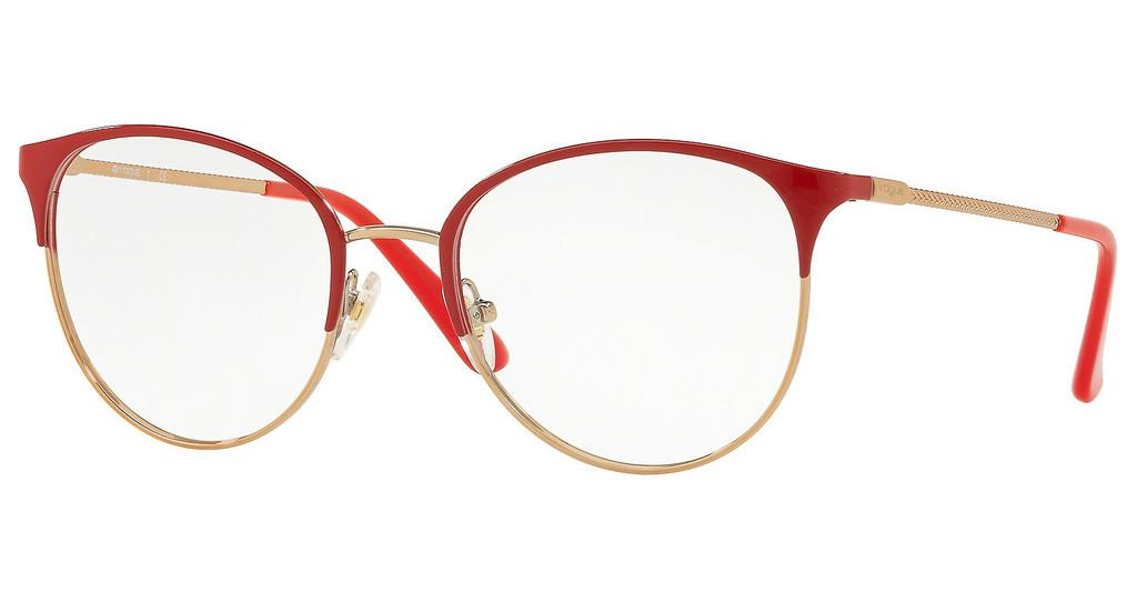 Vogue   VO4108 5100 TOP RED/ROSE GOLD
