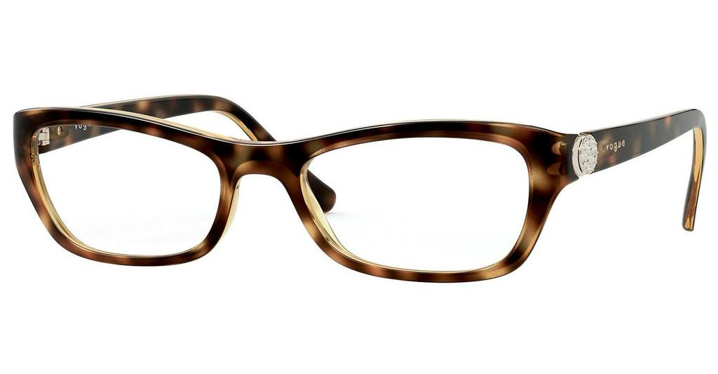 Vogue   VO5306B W656 DARK HAVANA