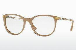 Brille Burberry BE2255Q 3656 - Transparent, Weiß