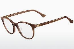 Calvin Klein Damen Brille » CK5884«, braun, 240 - braun