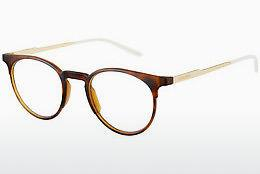 Brille Carrera CA6665 0KS - Gold, Braun, Havanna