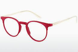 Brille Carrera CA6665 R4U - Rot, Gold
