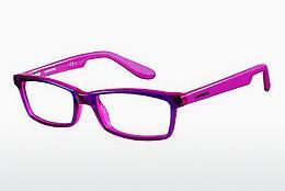Carrera Eyewear Kinderbrillen Brille » CARRERINO 56«, rosa, 2IY - rosa