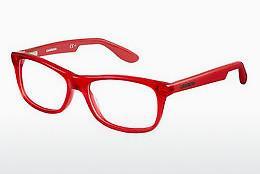 Carrera Eyewear Herren Brille » CARRERINO 59«, blau, TRZ - blau