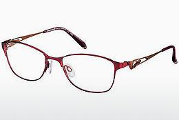 Brille Charmant CH10624 RE - Rot