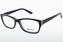 Detroit Brille » UN526«, schwarz, 01 - schwarz