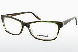 Detroit Brille » UN505«, braun, 02 - braun