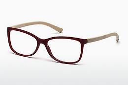 Brille Diesel DL5175 070 - Burgund, Bordeaux, Matt