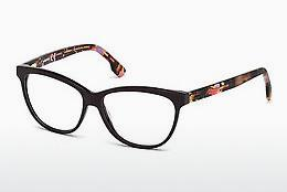 Brille Diesel DL5188 069 - Burgund, Bordeaux, Shiny
