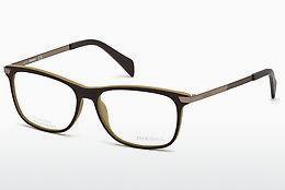 Diesel Herren Brille » DL5176«, braun, 050 - braun