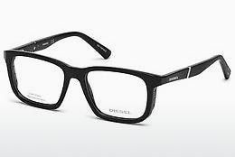 Diesel Damen Brille » DL5268«, schwarz, 001 - schwarz