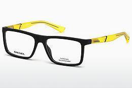 Diesel Brille » DL5208«, schwarz, 002 - schwarz
