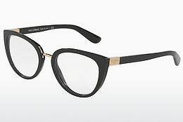 DOLCE & GABBANA Dolce & Gabbana Damen Brille » DG3279«, goldfarben, 3131 - gold