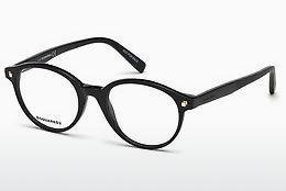 Dsquared2 Damen Brille » DQ5235«, schwarz, 001 - schwarz