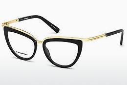 Dsquared2 Brille » DQ5251«, braun, 056 - braun