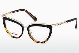 Dsquared2 Damen Brille » DQ5238«, braun, 056 - braun