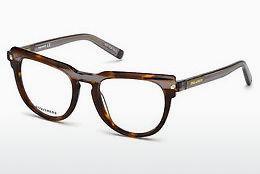 Dsquared2 Damen Brille » DQ5253«, braun, 056 - braun