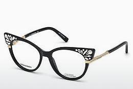 Dsquared2 Damen Brille » DQ5245«, blau, 084 - blau