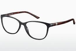 Elle Creation Damen Brille » EL13398«, schwarz, BK - schwarz