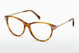 Brille Emilio Pucci EP5055 053 - Havanna, Yellow, Blond, Brown