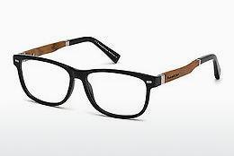 Ermenegildo Zegna Herren Brille » EZ5104«, braun, B56 - braun