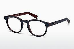 Ermenegildo Zegna Herren Brille » EZ5098«, braun, A52 - braun