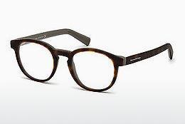 Ermenegildo Zegna Herren Brille » EZ5070«, braun, 047 - braun